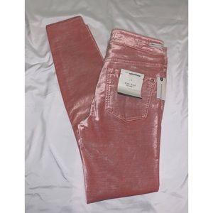 Pilco & the Letterpress High-rise skinny Jeans 25